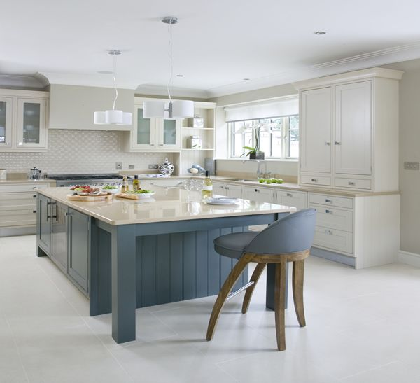 Kitchen Doors To Paint: Inframe Kitchen Doors, Farrow And Ball Painted Kitchens
