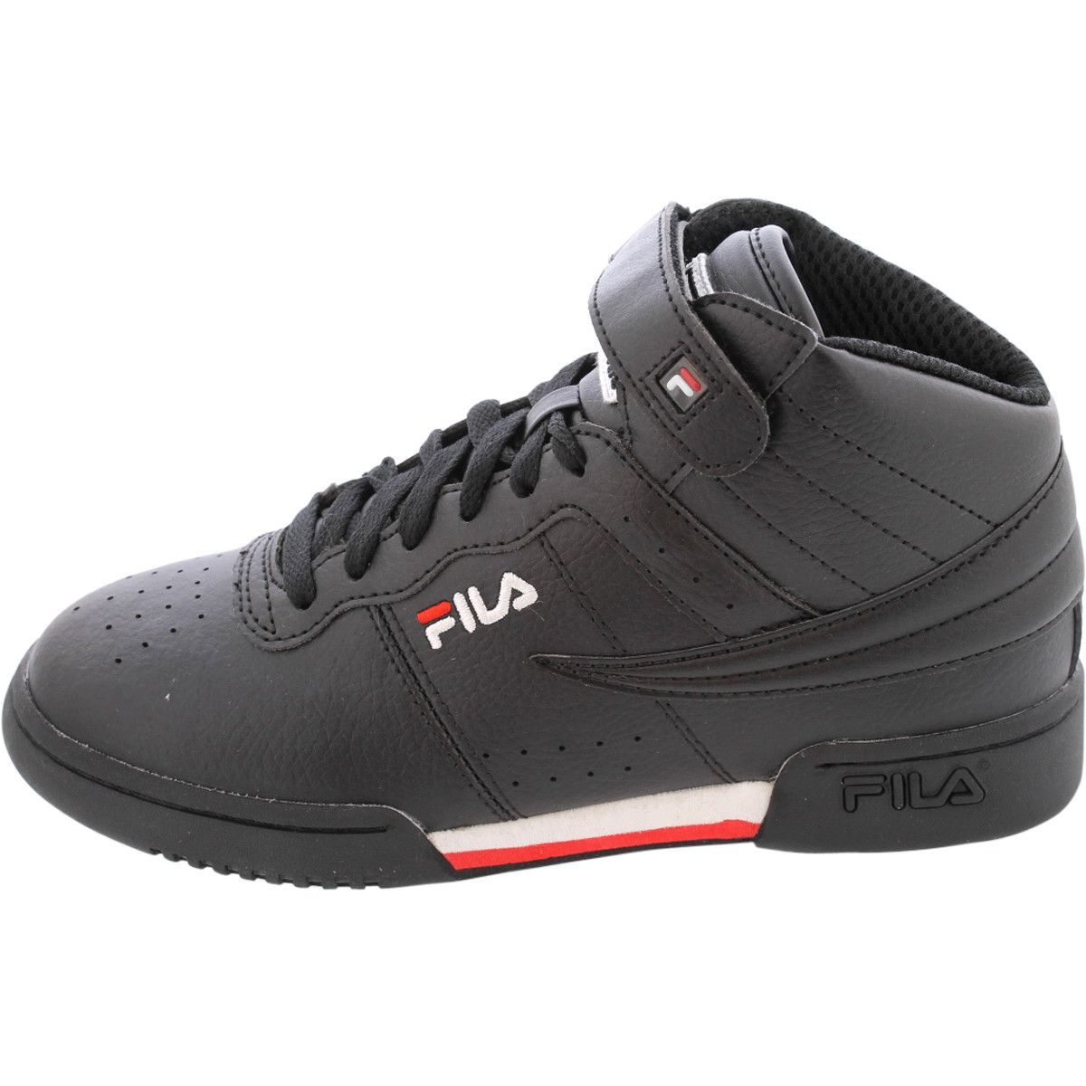 Boys' F13 Hi Top Sneakers (Grade School) | Velcro straps, Soft fabrics and  Closure