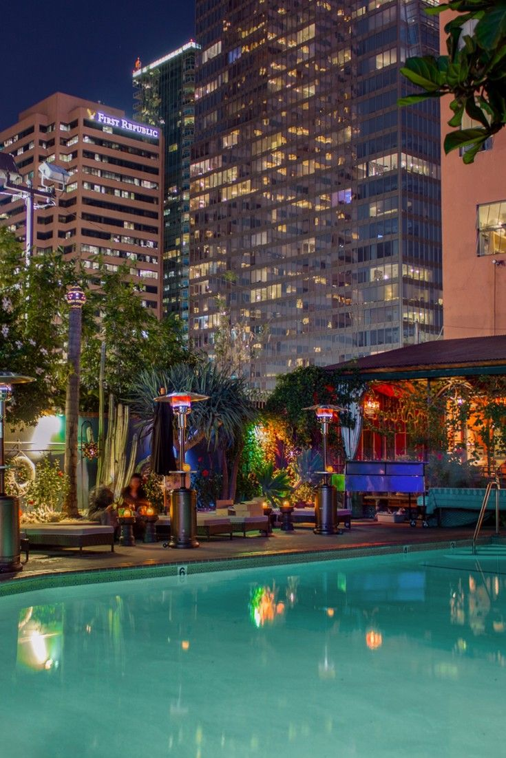 Hotel Figueroa Downtown Los Angeles (Los Angeles, CA