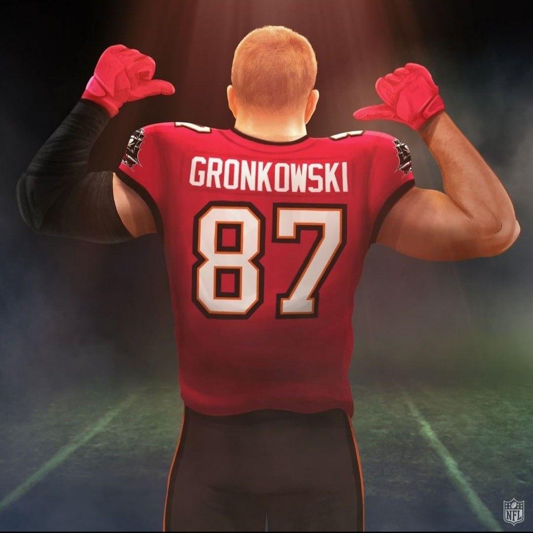 rob gronkowski football jersey
