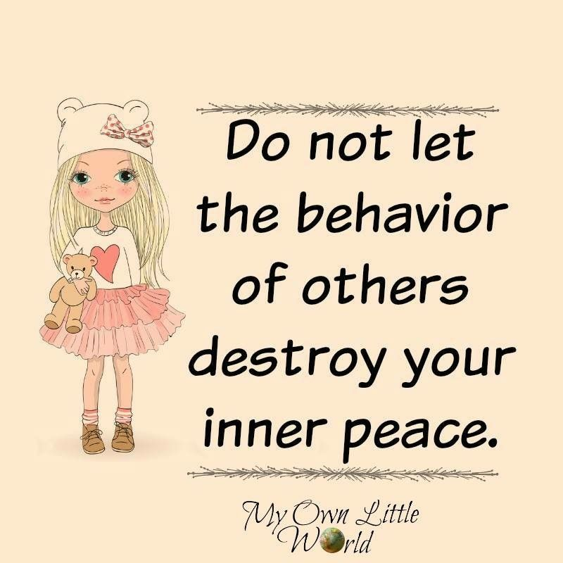 Pin by Jayne Barnes on Words To Live By Inner peace