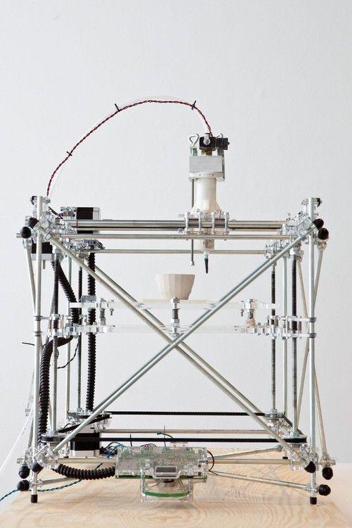 ceramic 3d printer (mit Bildern) 3d drucker, 3 d, 3d laser