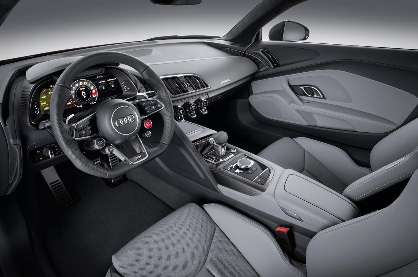 Explore Audi R10, Inside Design, And More!