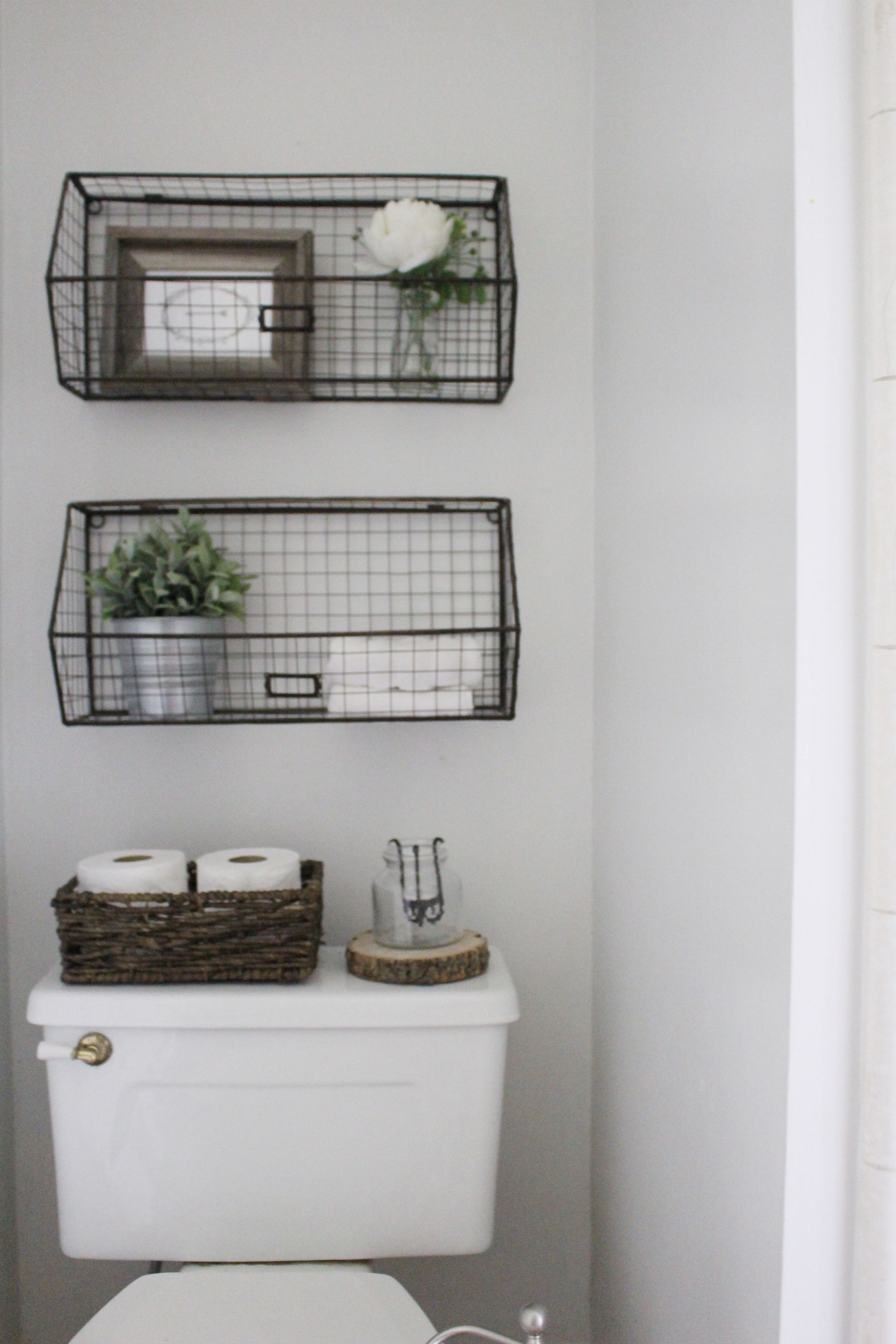 This Mini Bathroom Renovation From Katie Of Halfway Wholeistic