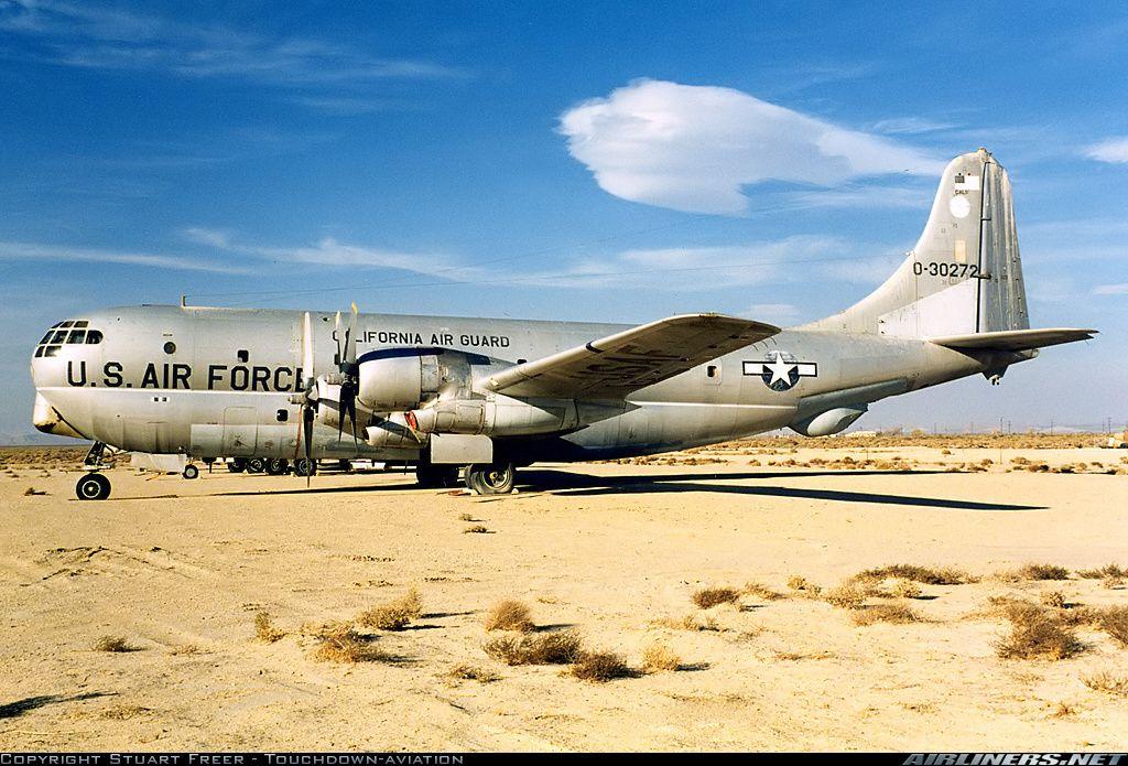 Boeing KC-97G Stratofreighter (367-76-66)