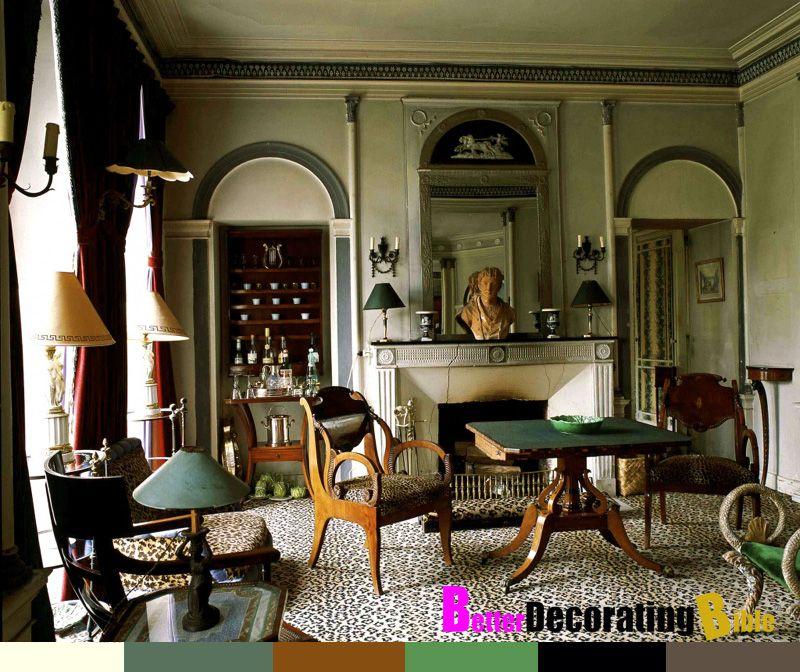 African Inspired Interior Design Ideas: Theenchantedhome.blogspot.-com-African-Inspired-style-diy