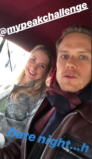 Pin by Anita on Sam heughan in 2019 | Beautiful love stories
