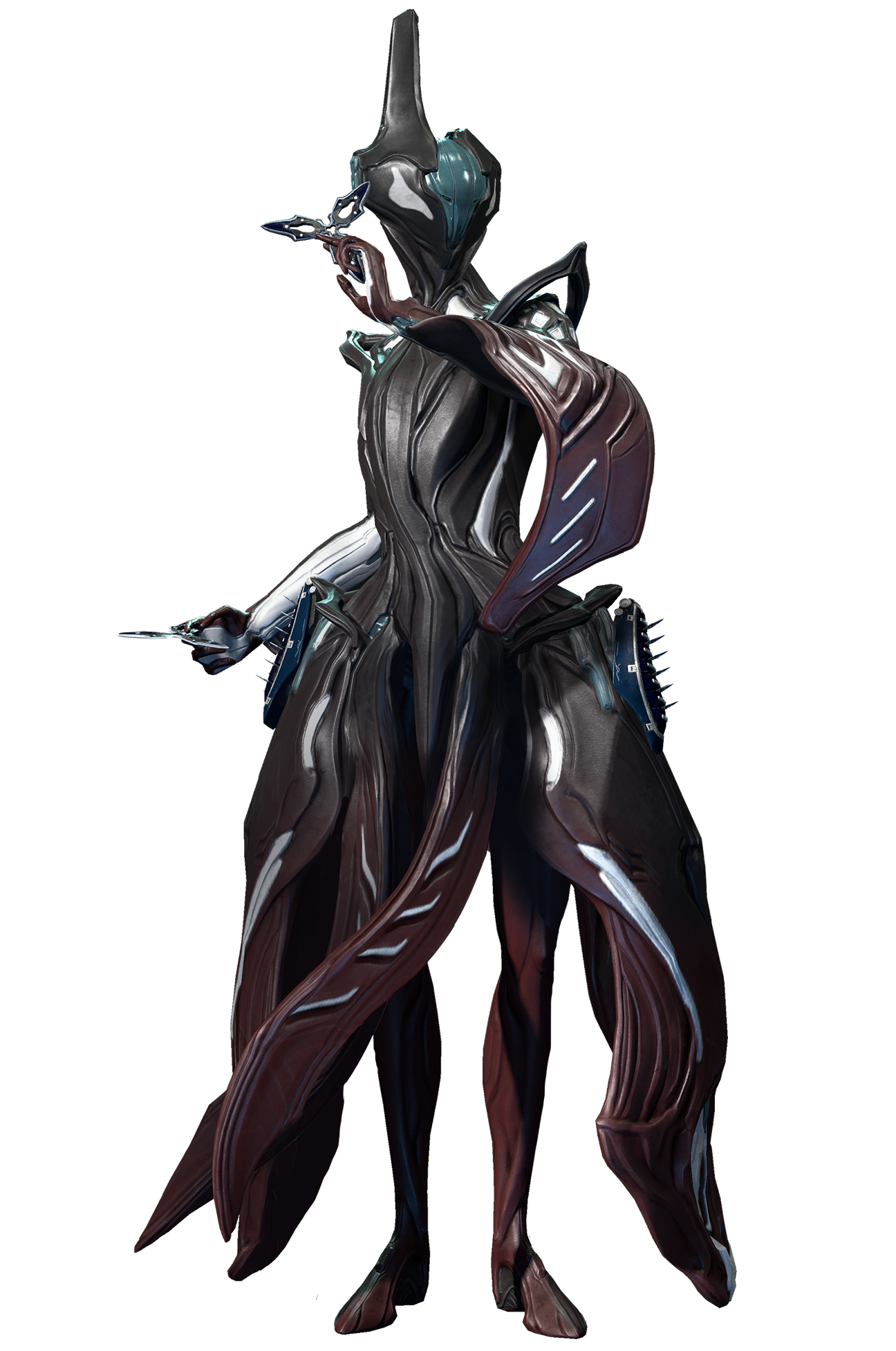 equinox night is the form of darkness and tranquility the warframe