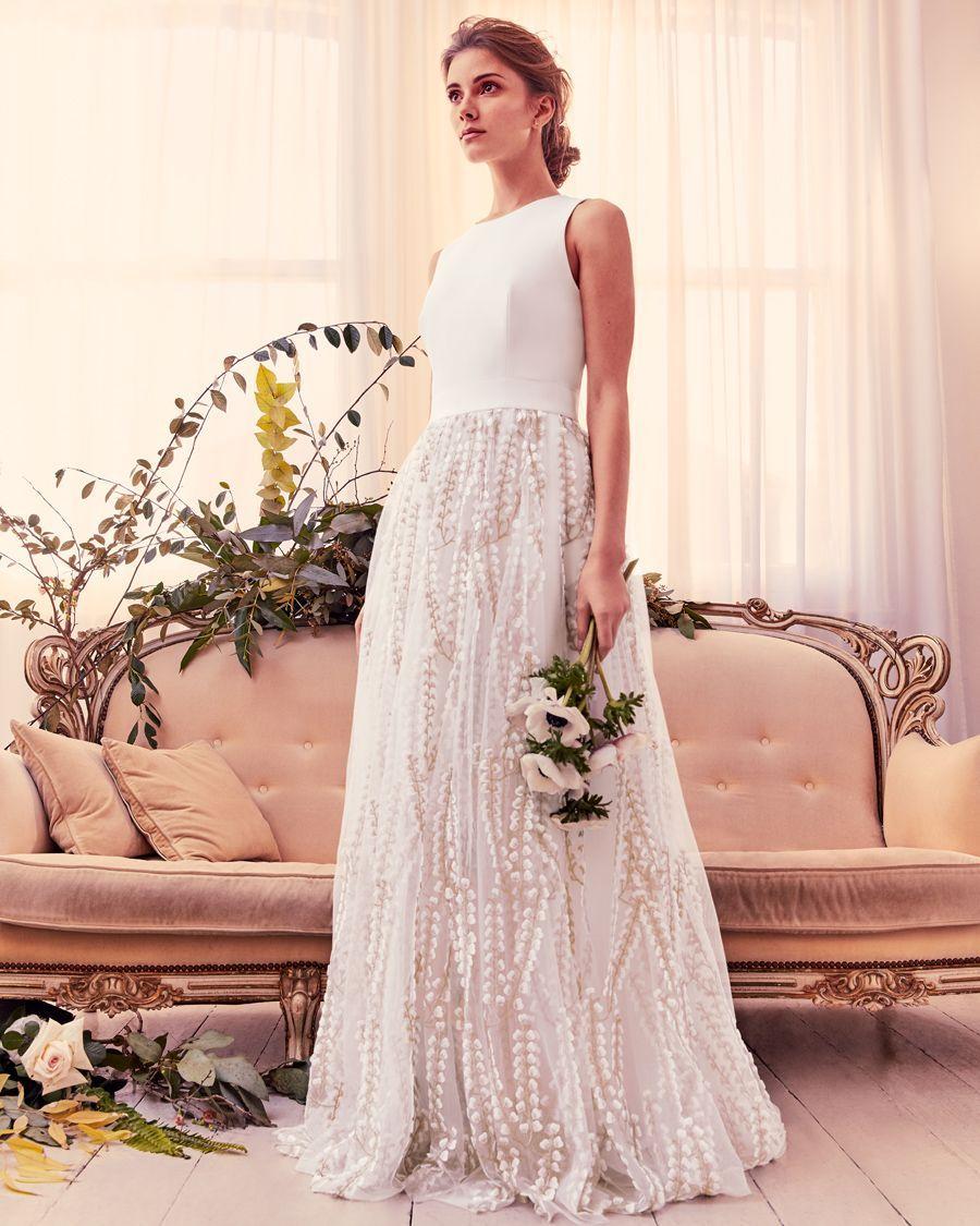 HERE SHE COMES: Make an elegant entrance in SILVYA  Designer