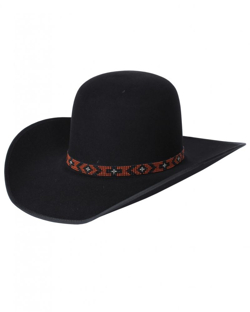 Rodeo King® 5X Bullrider Beaver Quality Felt Hat Rodeo King Hats ffd09817b66