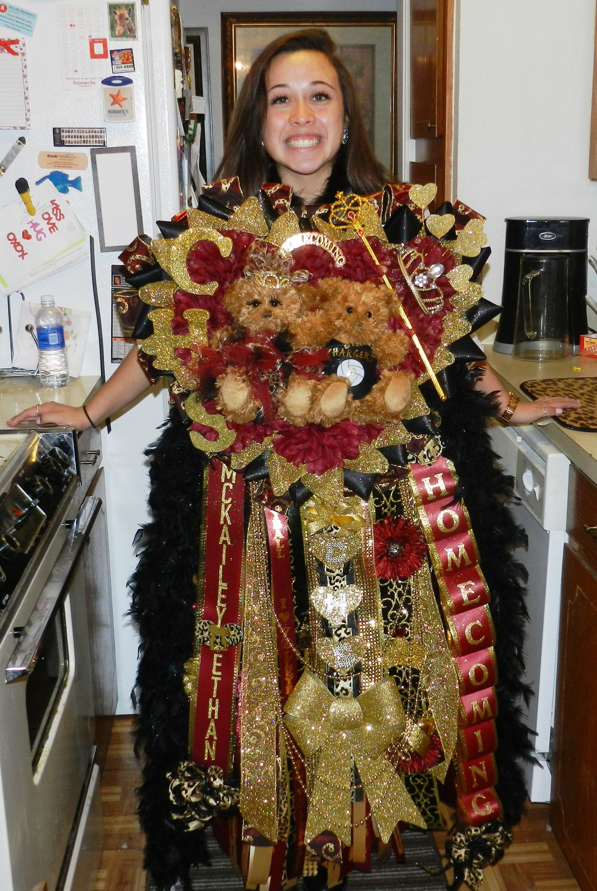 Homecoming Mum As A Mi Girl I Really Don T Get This Tradition