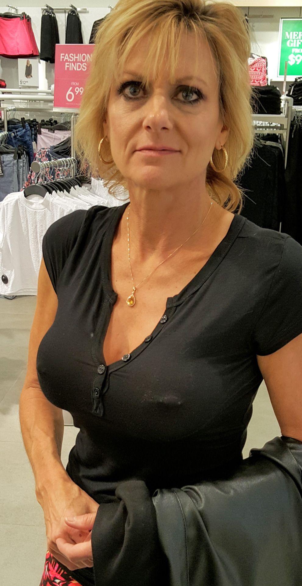 Mature Nipple 53