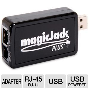 Tigerdirect Communications MagicJack Plus VOIP Phone