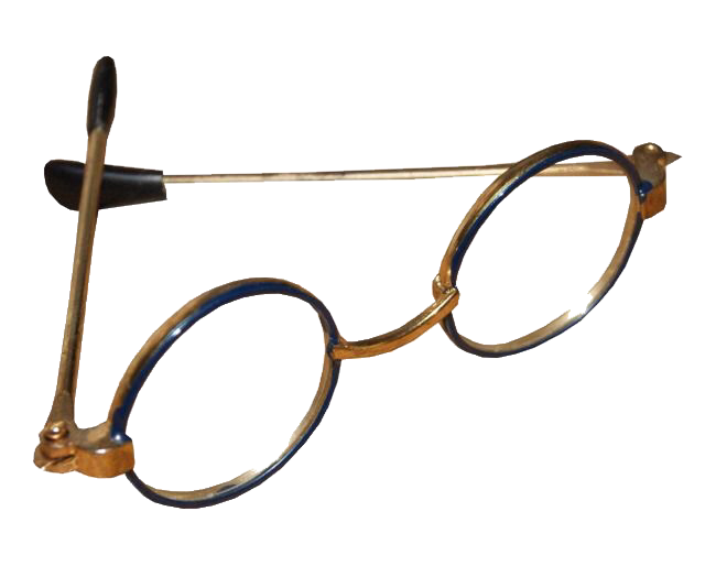 Round Glasses Png Brown Aesthetic Glasses Spectacles Frames