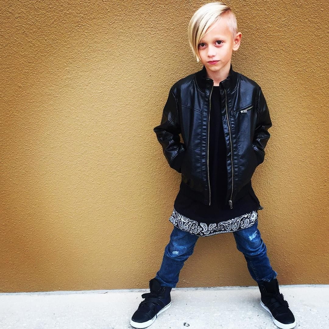25+ Cute Boys Long hairstyles   For Your Kid   Boys long ...