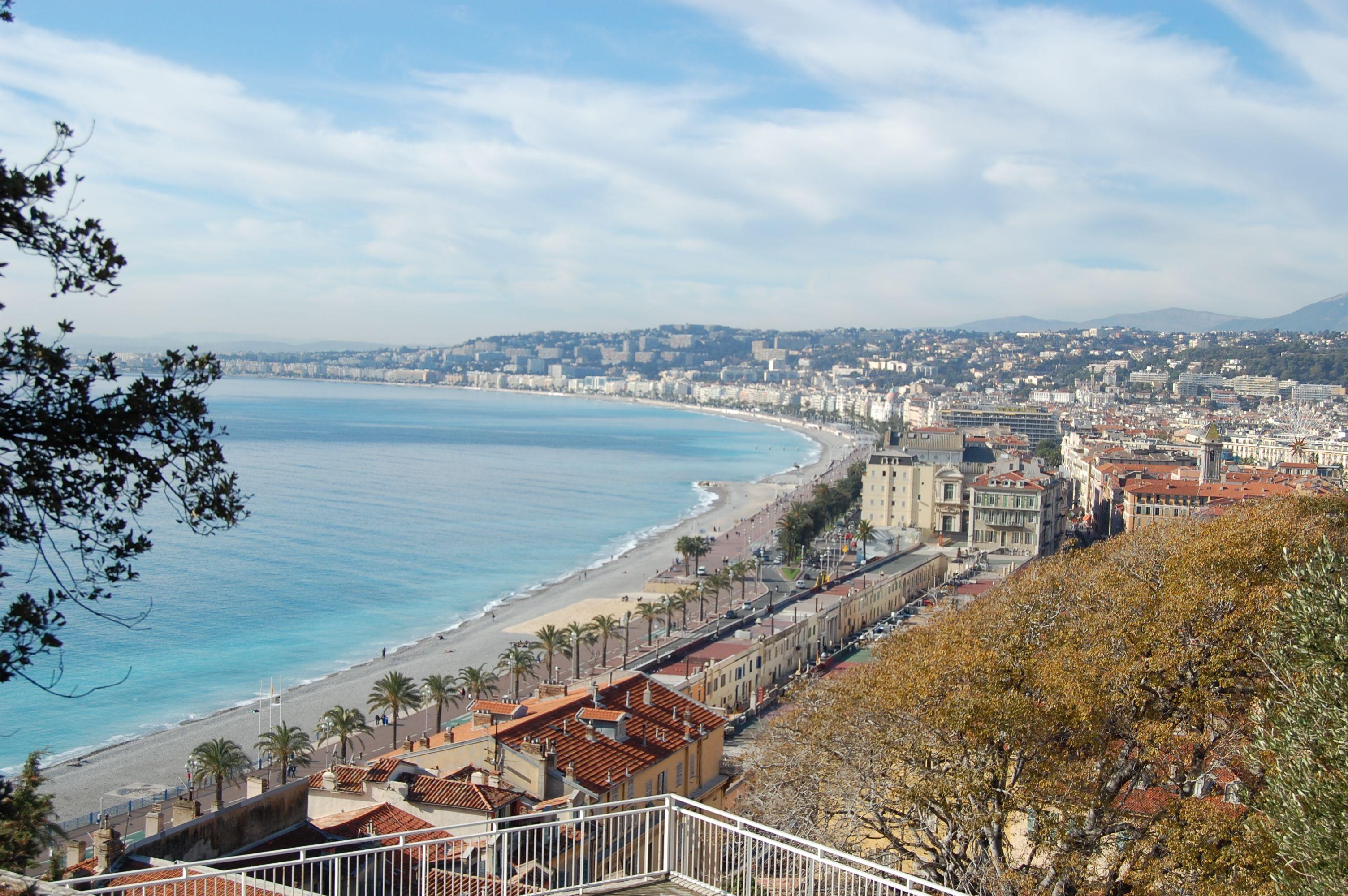 Les plages secrètes de la région de Nice - OUI.sncf
