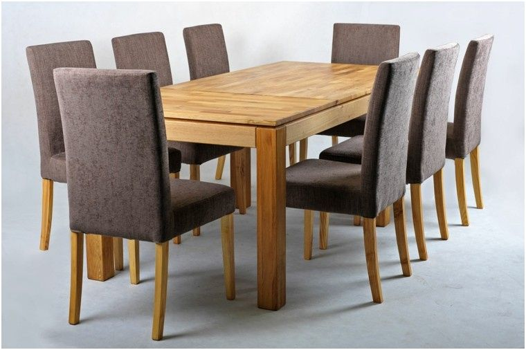 41++ Dining room table set 8 chairs Various Types