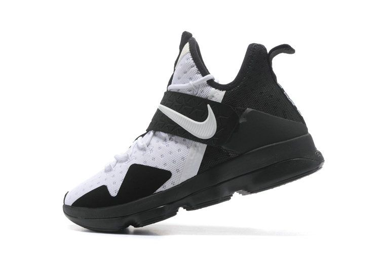 quite nice ccfb2 e5436 Free Shipping Only 69  LeBron 14 XIV Anthracite White Oreo New Image