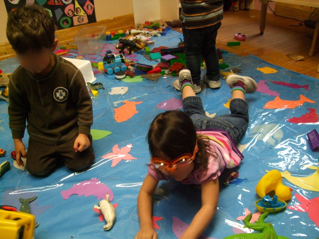 Great Activity for Ocean Unit | Dramatic play preschool ...