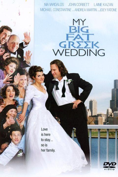 Top Romantic Comedy Movies Capas De Filmes Filmes Casamento Grego