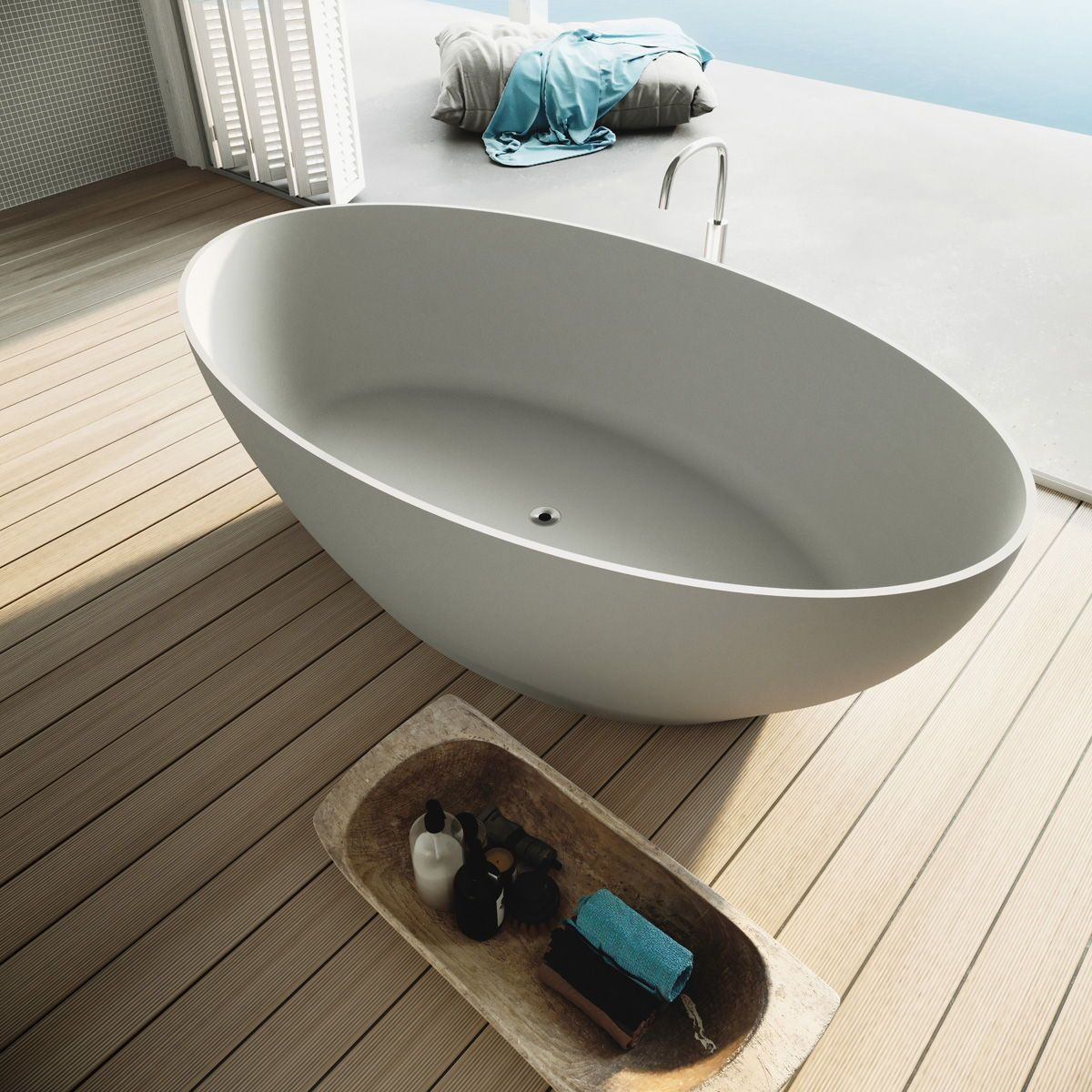 Photo of Modern bathroom design byCOCOON – Bycocoon