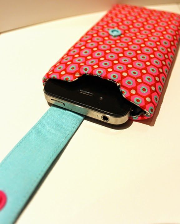 Curl Up: GSM hoesje
