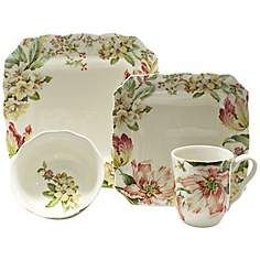 222 Fifth Ellis 16-Piece Dinnerware Set | dinnerware | Pinterest ...