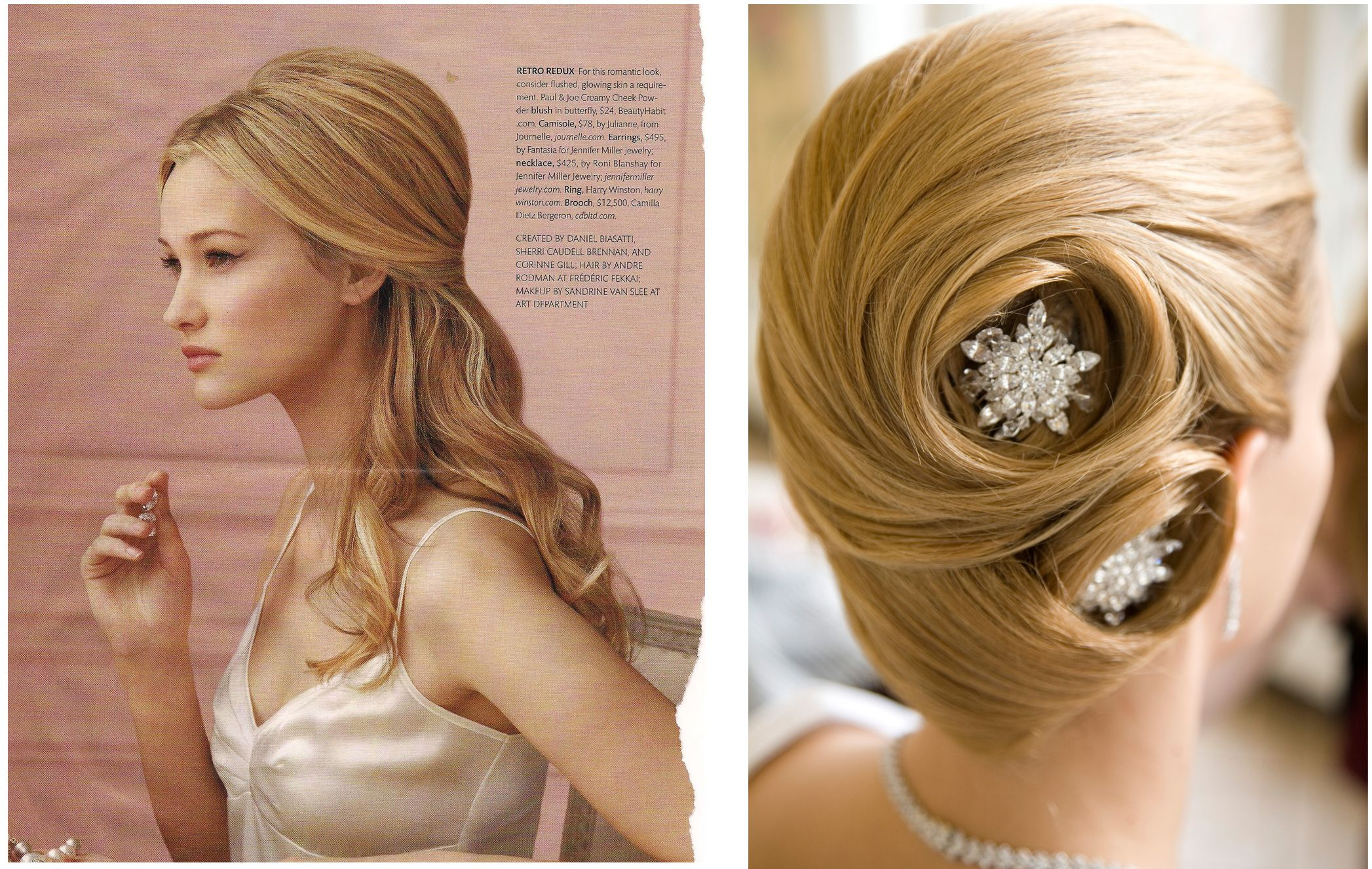 Mother of the bride updos hairstyles hair updo combs society