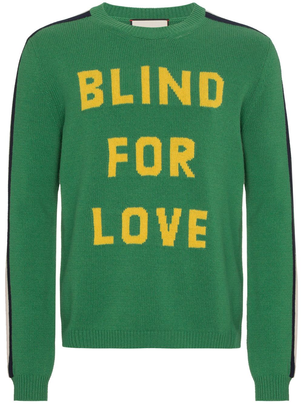 6c0aba0f GUCCI BLIND FOR LOVE KNITTED JUMPER. #gucci #cloth # | Gucci Men ...