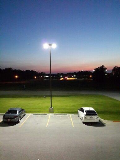 Sunset Arkansas Rogers
