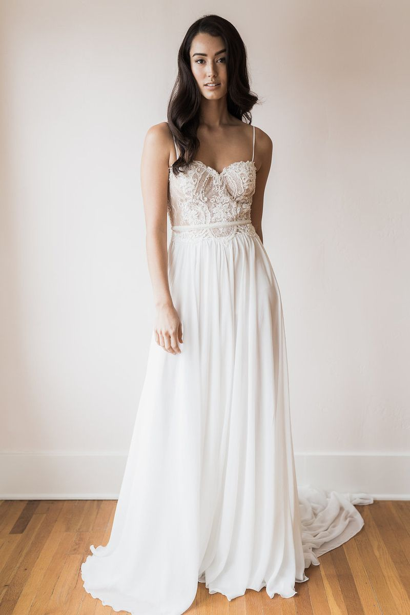 The Best Places To Shop For A Wedding Dress No Matter What Your
