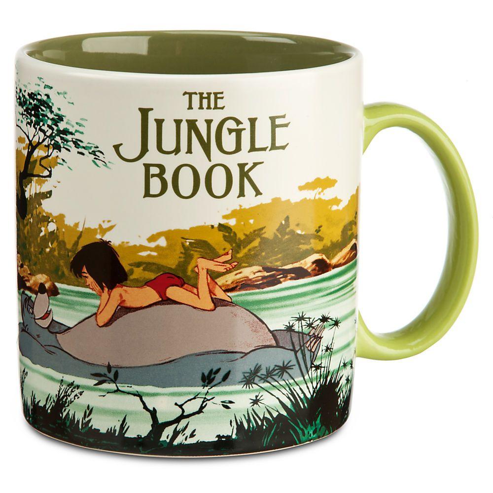 The Jungle Book Mug | Drinkware | Disney Store | Coffee ...