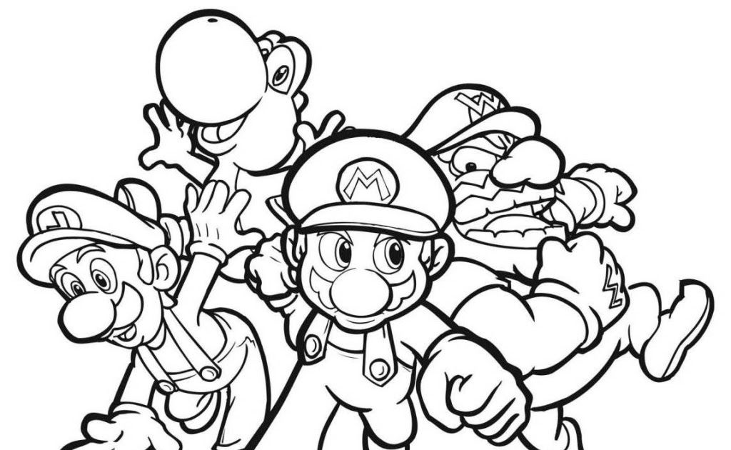 Coloring Pages For Kids Boys Mario Super Mario Bros Coloring Pages Free Coloring Page In 2020 Super Mario Coloring Pages Mario Coloring Pages Coloring Pages For Kids