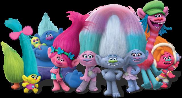 Trolls Snack Pack Png Festa De Aniversario Dos Trolls Trolls Filme Video Para Crianca