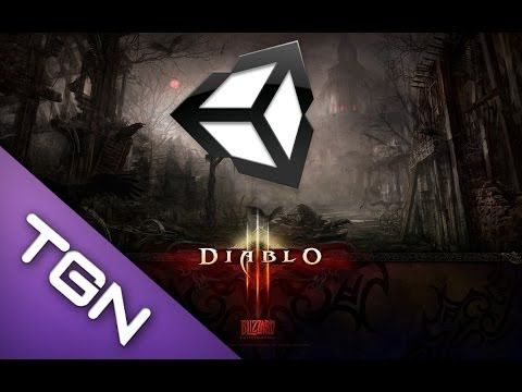 Unity3D: RPG Tutorial (Diablo Style) Session 1(Updated Version