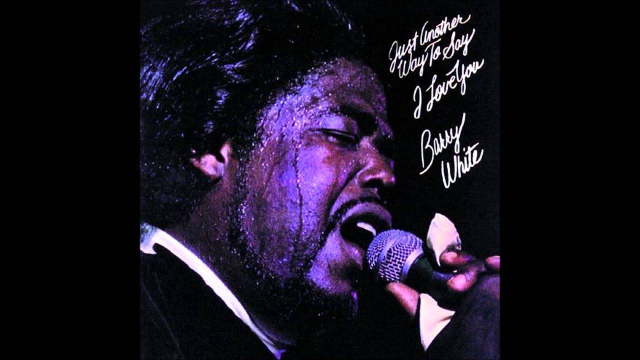 Barry White Let Me Live My Life Lovin You Babe