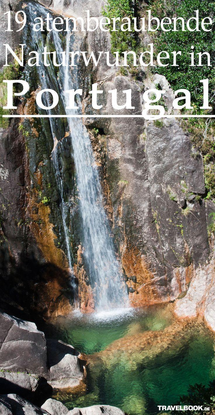 16 atemberaubende Naturwunder in Portugal | Portugal ...