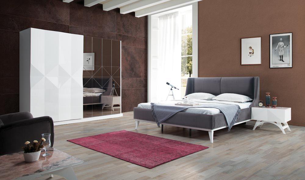 Vanessa yatak odas tak m decoration furniture sofa for Mobilya wedding