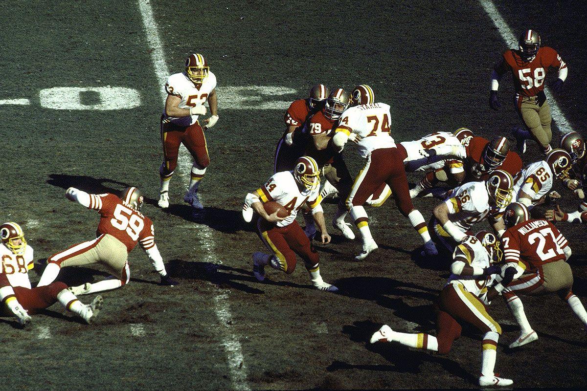 John Riggins Washington redskins, Redskins, Nfl redskins