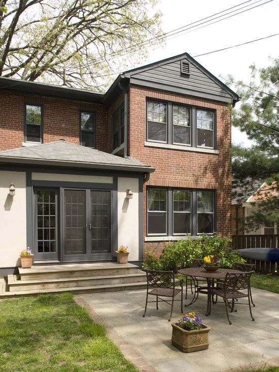 Red Brick Exterior Design Pictures Remodel Decor And Ideas Page 8 Home Stuff Pinterest