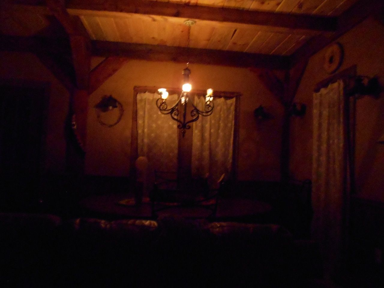 room lit by candle - Google Search | Room lights