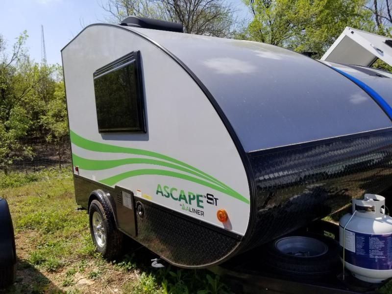 New 2019 ALiner Ascape ST Travel Trailer at Princess Craft ...