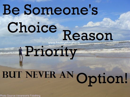 Quotes On Being Someones Priority Quotesgram: Quotes About Not Being Second
