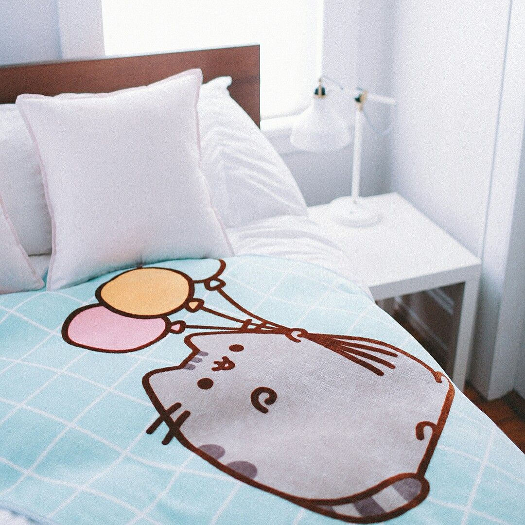 Pin by Sonia Blair on Pusheen the cat Pusheen blanket