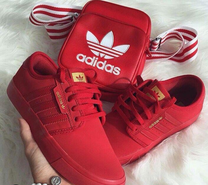 zapatos hombre nike rojos