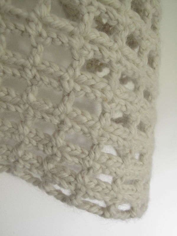 open weave crochet stitch pattern | crochet reference library