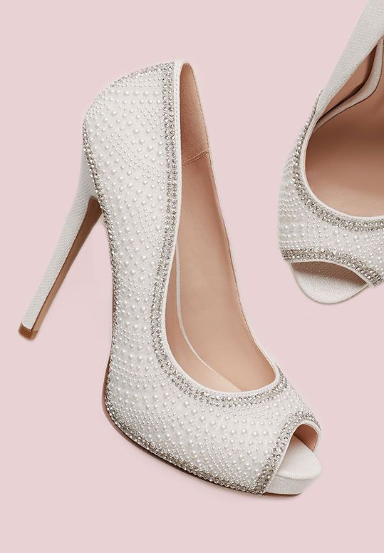 Wedding Ceremony Shoes David S Bridal