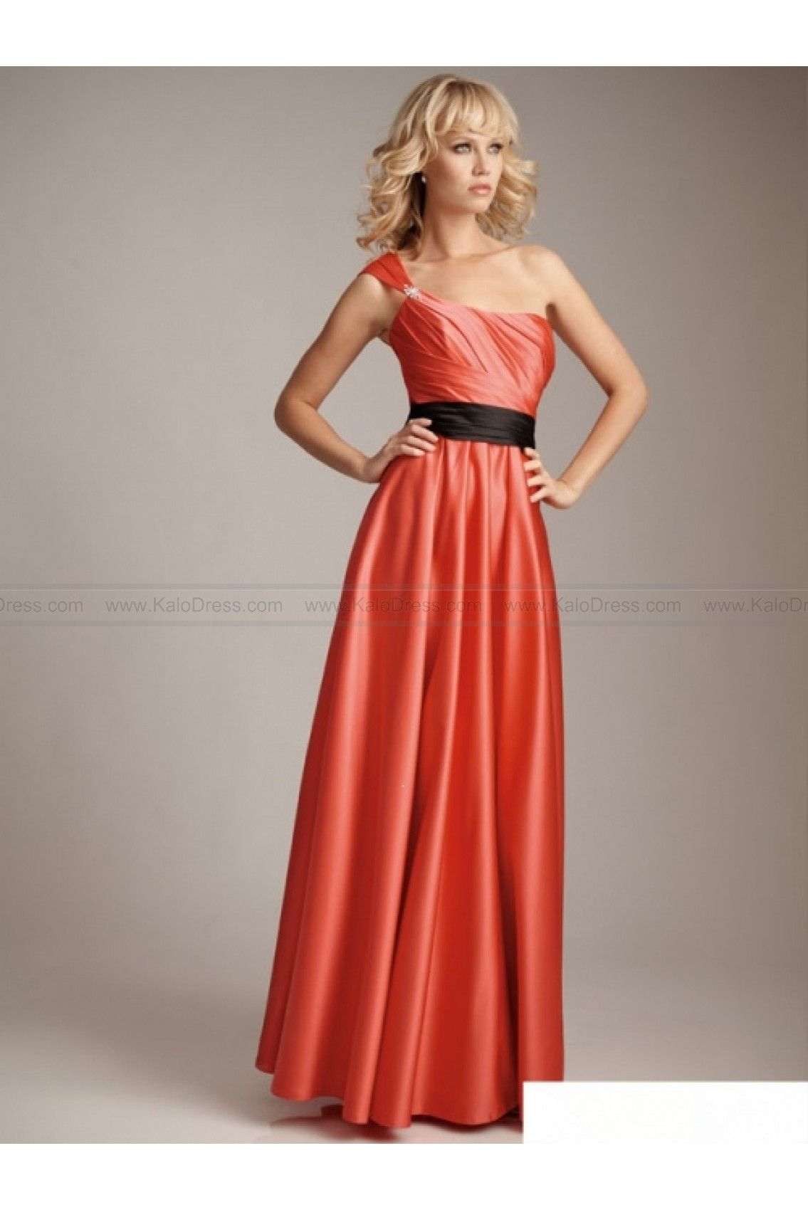 Satin Woven bridesmaid homecoming dresses catalog photo
