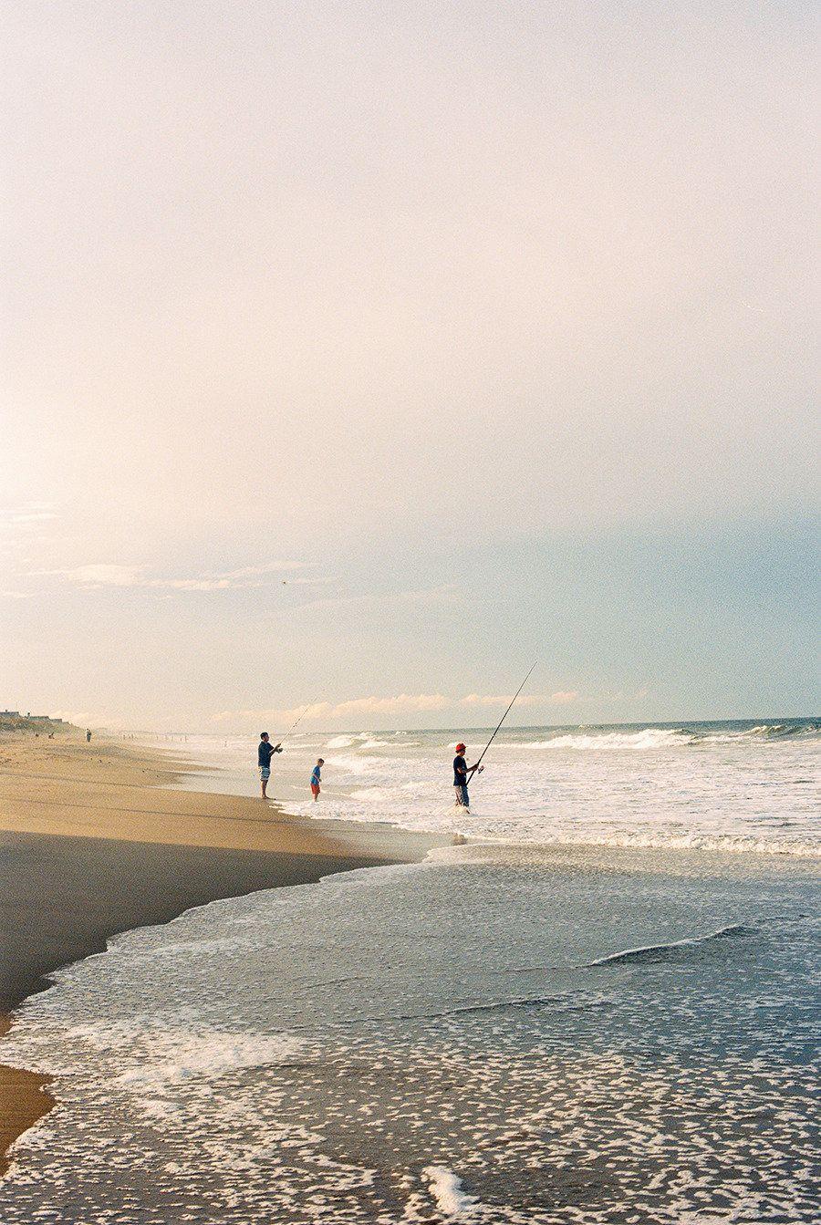 #fishing, #travel, #outer-banks, #north-carolina  Photography: Elaine Palladino - elainepalladino.com  Read More: http://www.stylemepretty.com/living/2013/06/20/the-outer-banks-from-elaine-palladino/
