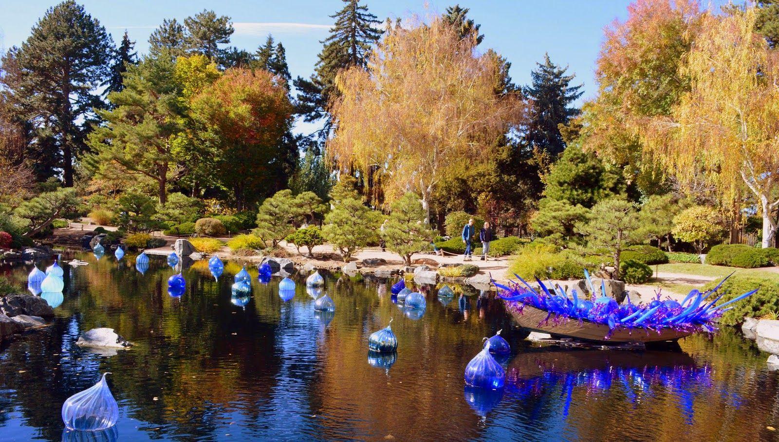 Chihuly Exhibit at the Denver Botanic Garden | Pinterest | Dale ...